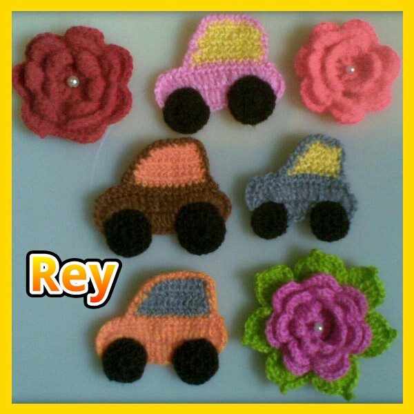 RAJUTAN TANGAN ASLI terbuat dari BENANG WOL (Hand Made Crochet)
