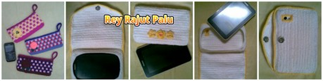 Dompet/Tempat Pensil & Cover Tablet